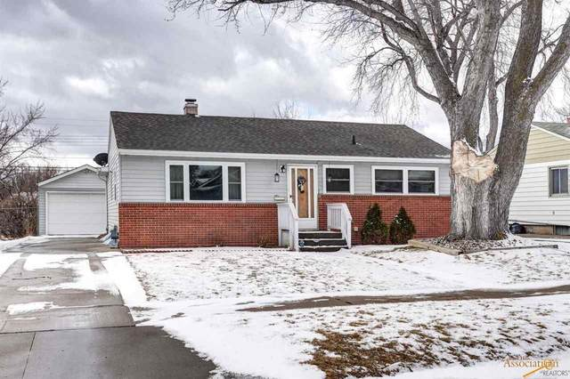 937 Allen Ave, Rapid City, SD 57701 (MLS #147702) :: Heidrich Real Estate Team