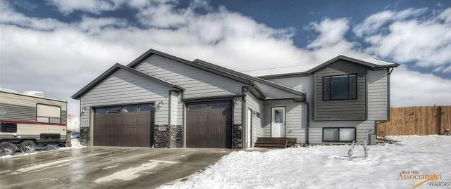 3580 Blackpowder Rd, Rapid City, SD 57703 (MLS #147703) :: Dupont Real Estate Inc.
