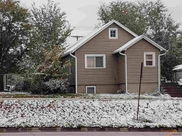 1510 5TH ST, Rapid City, SD 57701 (MLS #147705) :: Heidrich Real Estate Team
