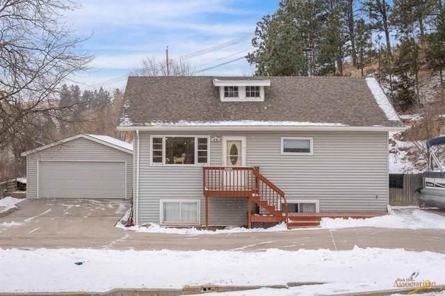 1339 Fulton, Rapid City, SD 57701 (MLS #147708) :: Heidrich Real Estate Team
