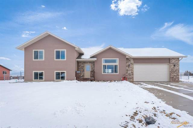 518 Coyote Trail, Box Elder, SD 57719 (MLS #147721) :: VIP Properties