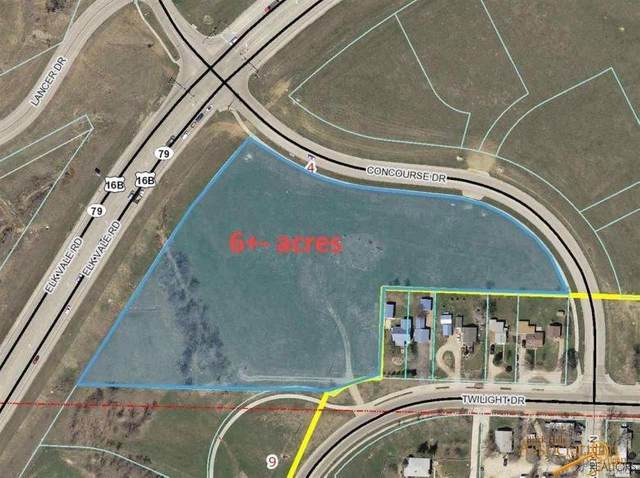 Lot 6a Concourse Dr, Rapid City, SD 57703 (MLS #147732) :: Heidrich Real Estate Team