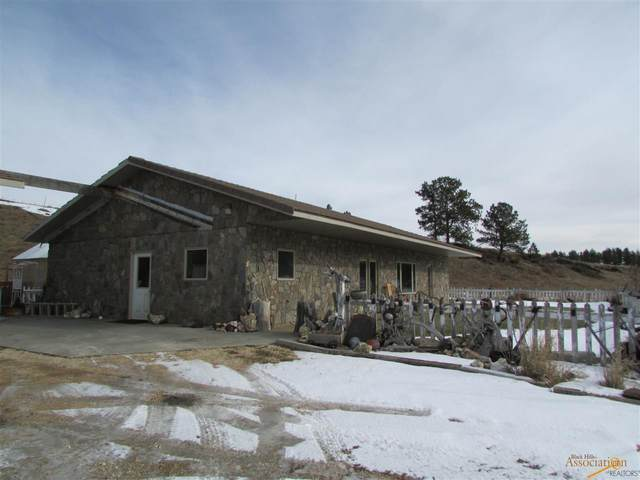 11748 Deerfield Rd, Hill City, SD 57745 (MLS #147735) :: VIP Properties