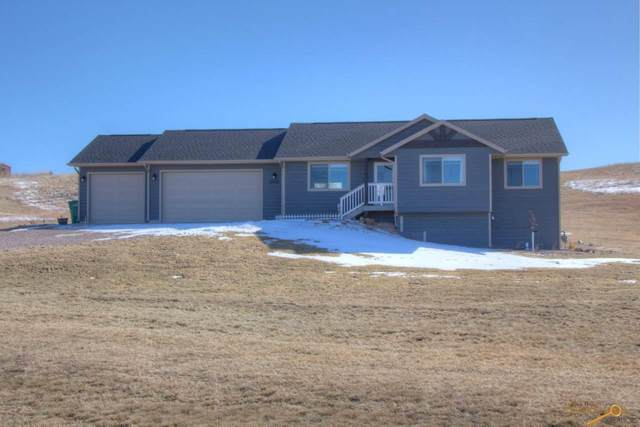 13402 Frontier Loop, Piedmont, SD 57769 (MLS #147748) :: Dupont Real Estate Inc.