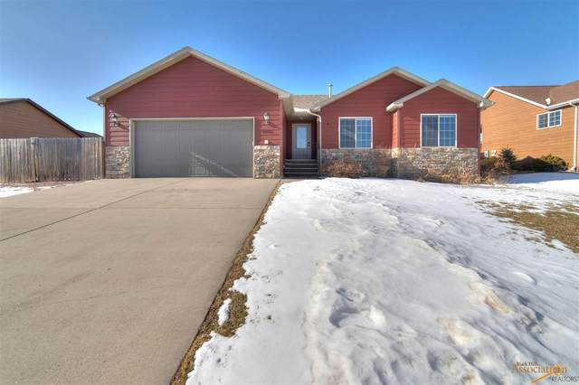 10101 Ventura Ln, Summerset, SD 57718 (MLS #147753) :: Dupont Real Estate Inc.