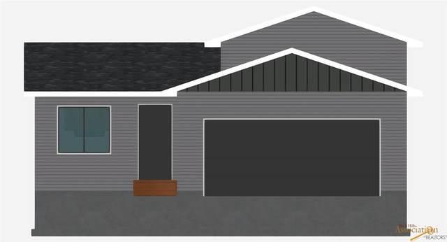 123 Coal Bank Dr, Rapid City, SD 57701 (MLS #147757) :: Dupont Real Estate Inc.