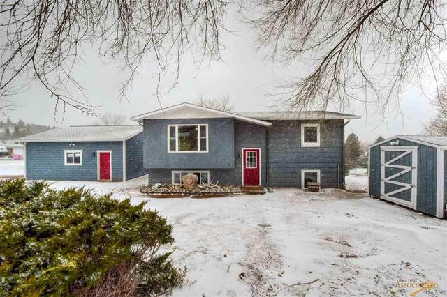 7001 Juniper, Black Hawk, SD 57718 (MLS #147761) :: Dupont Real Estate Inc.