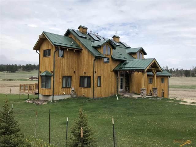 11892 Katherine Ct, Custer, SD 57730 (MLS #147763) :: Dupont Real Estate Inc.
