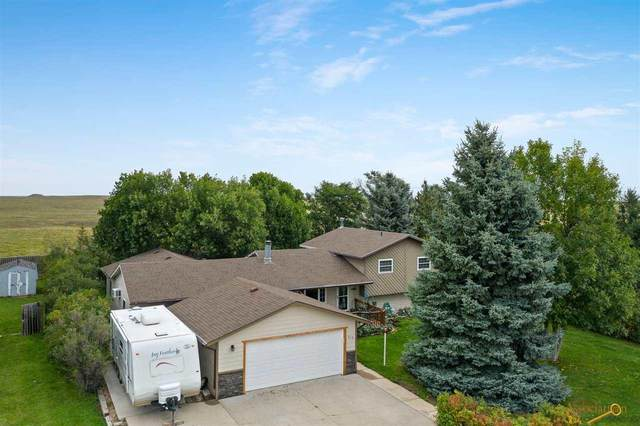 910 Virginia Ln, Rapid City, SD 57701 (MLS #147766) :: Dupont Real Estate Inc.