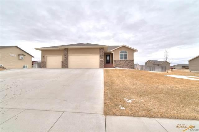 543 Coyote Trail, Box Elder, SD 57719 (MLS #147771) :: Dupont Real Estate Inc.