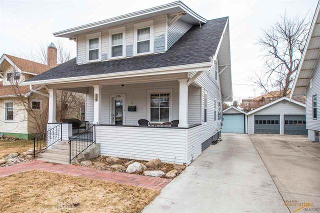 1106 9TH, Rapid City, SD 57701 (MLS #147779) :: Christians Team Real Estate, Inc.