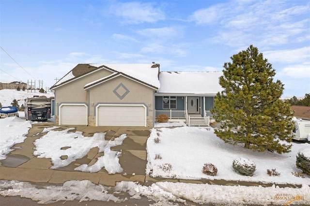 734 Alta Vista Dr, Rapid City, SD 57701 (MLS #147784) :: Christians Team Real Estate, Inc.