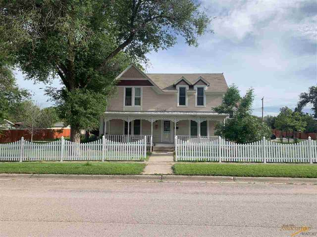 1641 Albany Ave, Hot Springs, SD 57747 (MLS #147787) :: Dupont Real Estate Inc.