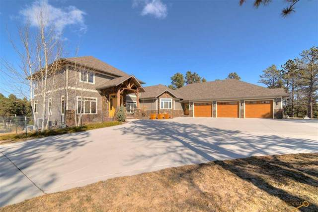2150 Skyline Ranch Rd, Rapid City, SD 57701 (MLS #147818) :: Dupont Real Estate Inc.