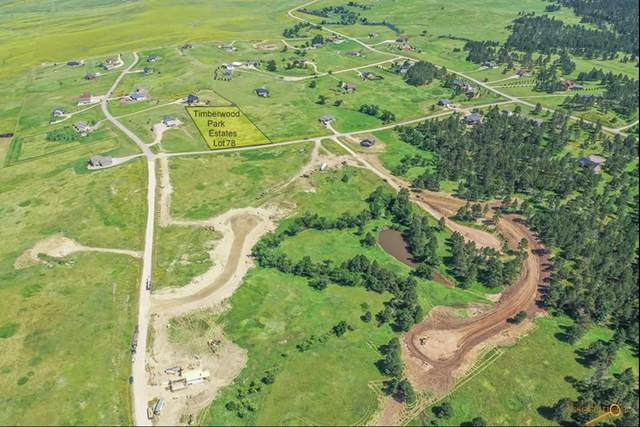 21618 Northwood Dr, Piedmont, SD 57769 (MLS #147884) :: Black Hills SD Realty