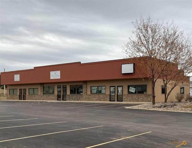 8035 Black Hawk Rd, Black Hawk, SD 57718 (MLS #147887) :: VIP Properties