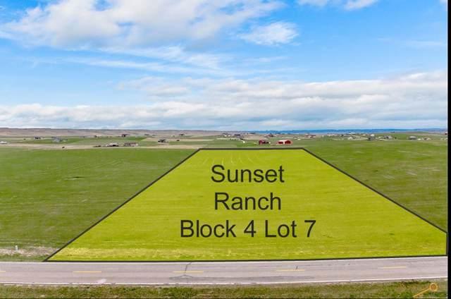 TBD 156TH AVE, Box Elder, SD 57719 (MLS #147892) :: Heidrich Real Estate Team