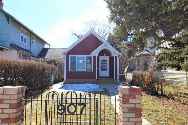 907 Columbus, Rapid City, SD 57701 (MLS #147896) :: VIP Properties
