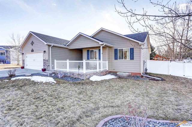 14961 Sun Valley Dr, Summerset, SD 57769 (MLS #147905) :: VIP Properties