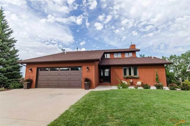 422 Fox Run Pl, Rapid City, SD 57701 (MLS #147920) :: Dupont Real Estate Inc.