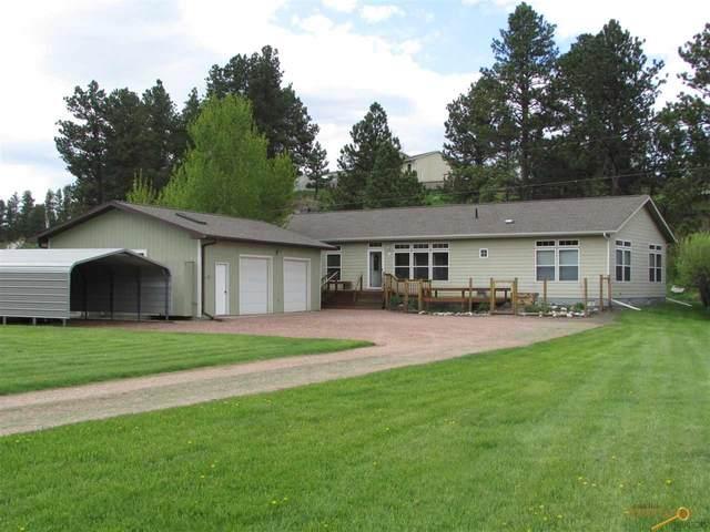 970 Smokey Dr, Hill City, SD 57745 (MLS #147973) :: Heidrich Real Estate Team