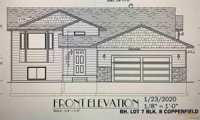 709 Bar Five Ranch Rd, Rapid City, SD 57703 (MLS #147990) :: Christians Team Real Estate, Inc.