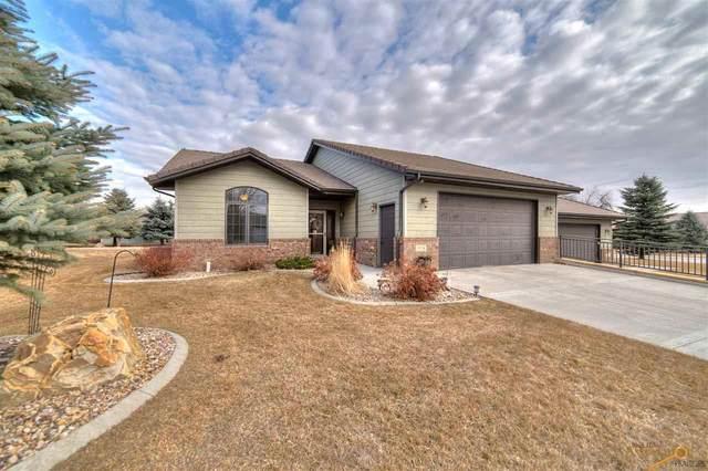 3534 Sawgrass Ct, Rapid City, SD 57703 (MLS #147999) :: VIP Properties
