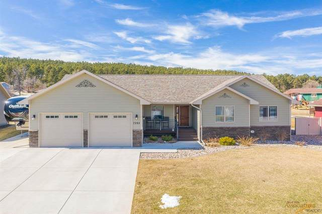 7285 Castlewood Dr, Summerset, SD 57718 (MLS #148002) :: VIP Properties