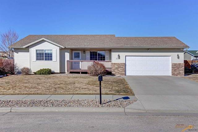 3321 Wesson Rd, Rapid City, SD 57703 (MLS #148044) :: Christians Team Real Estate, Inc.