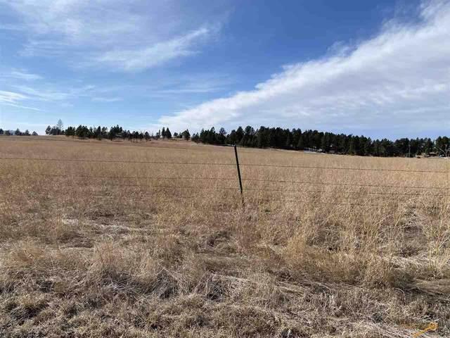 Lot 7 Block 6 Custer Highlands, Edgemont, SD 57730 (MLS #148048) :: Black Hills SD Realty