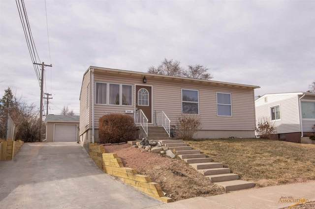 338 E Waterloo, Rapid City, SD 57701 (MLS #148051) :: Dupont Real Estate Inc.