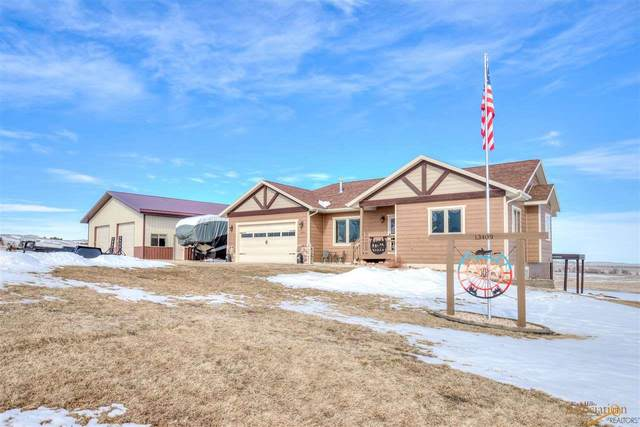 13409 Frontier Loop, Piedmont, SD 57769 (MLS #148079) :: VIP Properties