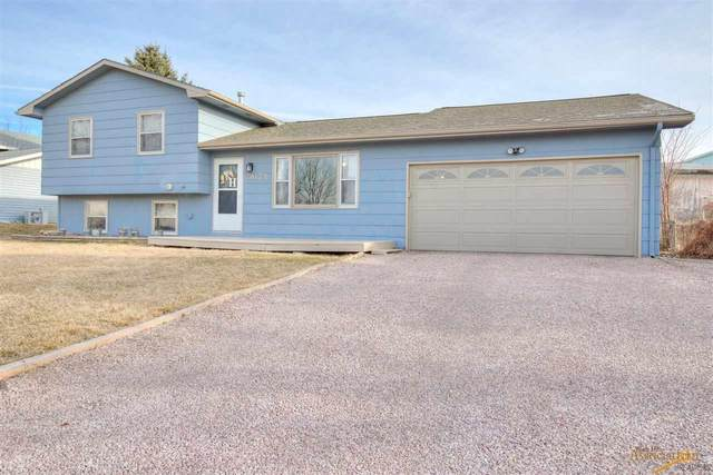 5674 Meadow Ridge Dr, Rapid City, SD 57703 (MLS #148086) :: Christians Team Real Estate, Inc.