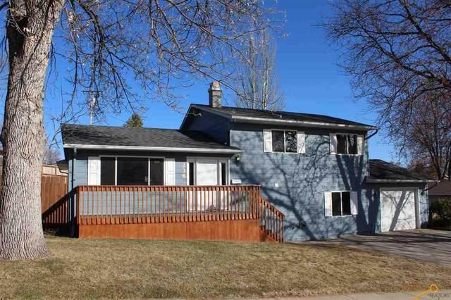 236 Wedgewood Dr, Rapid City, SD 57702 (MLS #148108) :: VIP Properties