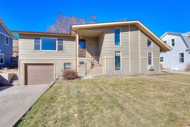 1215 12TH, Rapid City, SD 57701 (MLS #148171) :: Christians Team Real Estate, Inc.