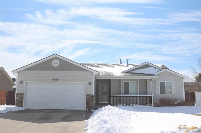 6665 Astoria Ln, Summerset, SD 57718 (MLS #148181) :: VIP Properties