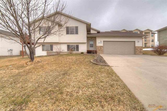4534 Bozeman Circle, Rapid City, SD 57703 (MLS #148212) :: Dupont Real Estate Inc.