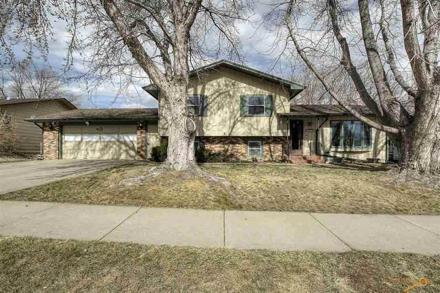 42 Nebraska, Rapid City, SD 57701 (MLS #148218) :: Dupont Real Estate Inc.