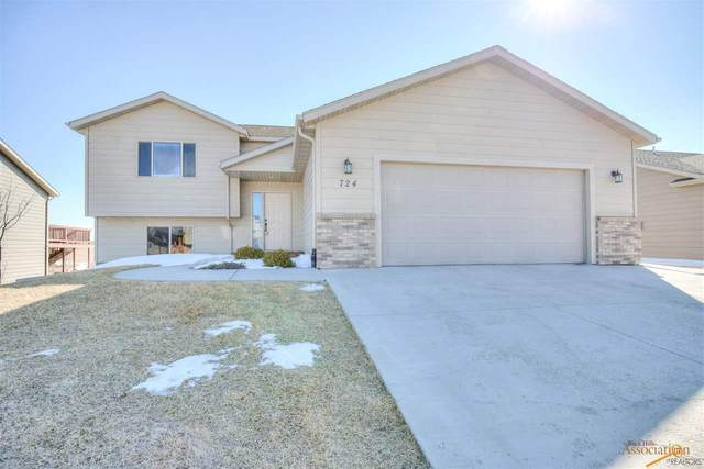 724 Copperfield Dr, Rapid City, SD 57703 (MLS #148250) :: Christians Team Real Estate, Inc.