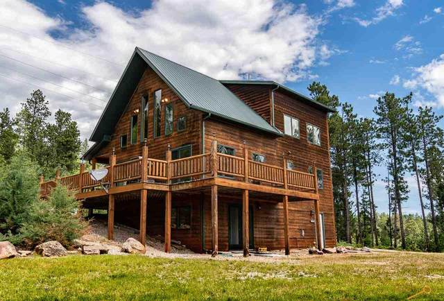 20668 Fallen Pine Rd, Sturgis, SD 57785 (MLS #148299) :: Dupont Real Estate Inc.