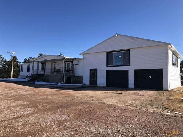25053 Leyson Loop, Custer, SD 57730 (MLS #148313) :: VIP Properties
