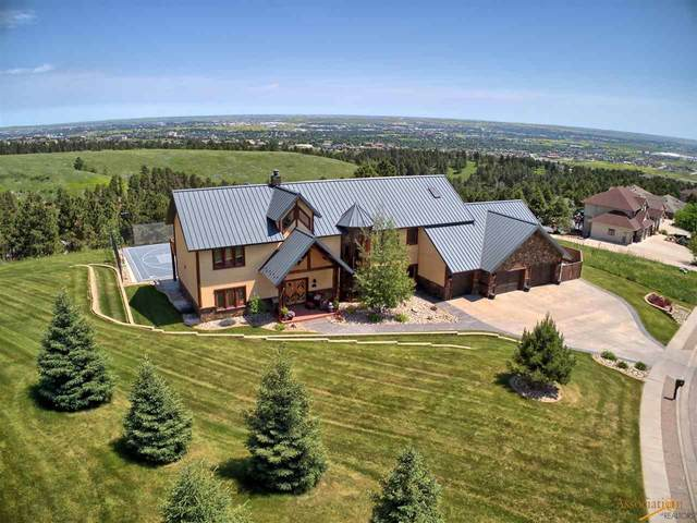 4911 Enchanted Pines Dr, Rapid City, SD 57701 (MLS #148352) :: VIP Properties