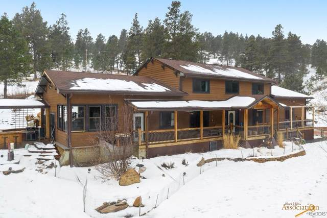 24747 Hidden Valley Rd, Hermosa, SD 57744 (MLS #148356) :: VIP Properties