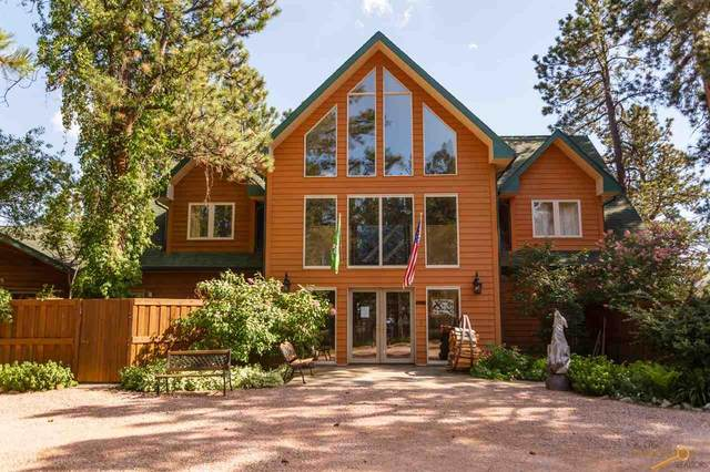 23165 Horsemans Ranch Rd, Rapid City, SD 57702 (MLS #148358) :: Christians Team Real Estate, Inc.