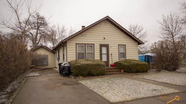 510 E Chicago, Rapid City, SD 57701 (MLS #148361) :: Dupont Real Estate Inc.