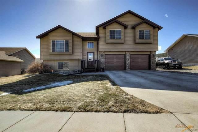 923 Northridge Dr, Rapid City, SD 57701 (MLS #148392) :: Dupont Real Estate Inc.
