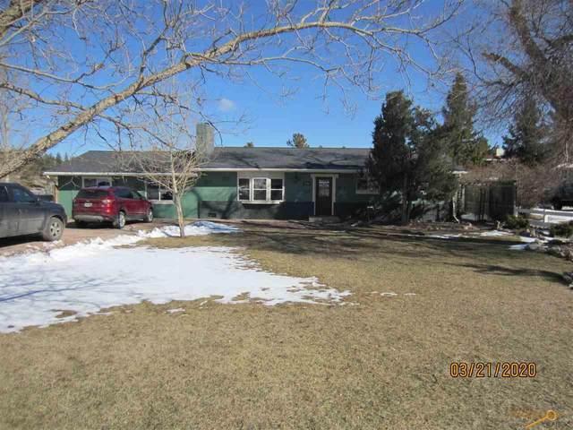 9390 Sheridan Lake Rd, Rapid City, SD 57702 (MLS #148410) :: Christians Team Real Estate, Inc.