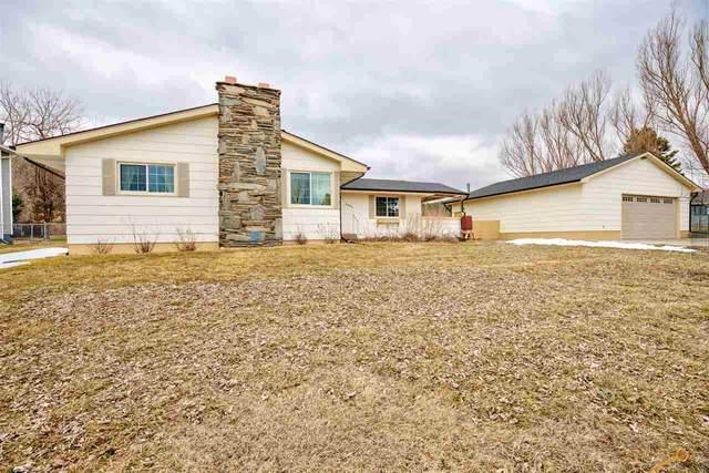 4506 Buckhorn Dr, Rapid City, SD 57702 (MLS #148440) :: Dupont Real Estate Inc.