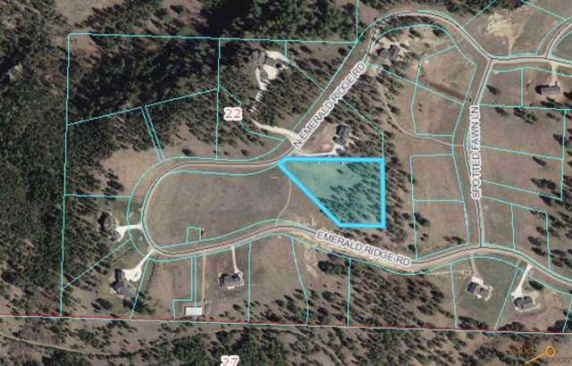 Lot 55 Emerald Ridge Rd, Rapid City, SD 57702 (MLS #148488) :: Daneen Jacquot Kulmala & Steve Kulmala