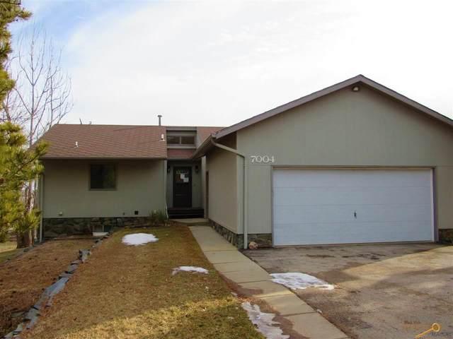 7004 Timberline Rd, Black Hawk, SD 57718 (MLS #148503) :: VIP Properties